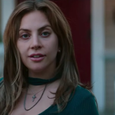 Lady Gaga Makes Her Movie Debut In The First Trailer For 'A Star Is Born'