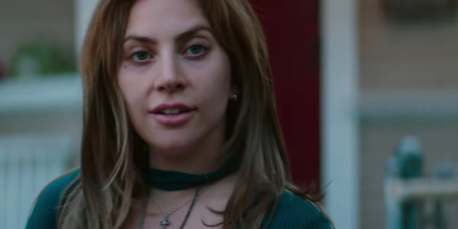 Lady Gaga Makes Her Movie Debut In The First Trailer For 'A Star IsBorn'