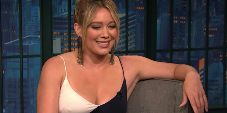 Hilary Duff Is Pregnant And Posted This Super Cute Instagram To Prove It