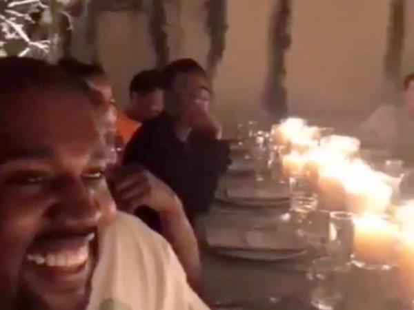 Inside Kanye West's Kanye-Themed BirthdayParty