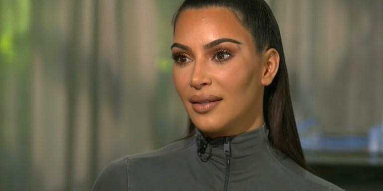 Kim Kardashian Says She Isn't Opposed To Running ForPresident
