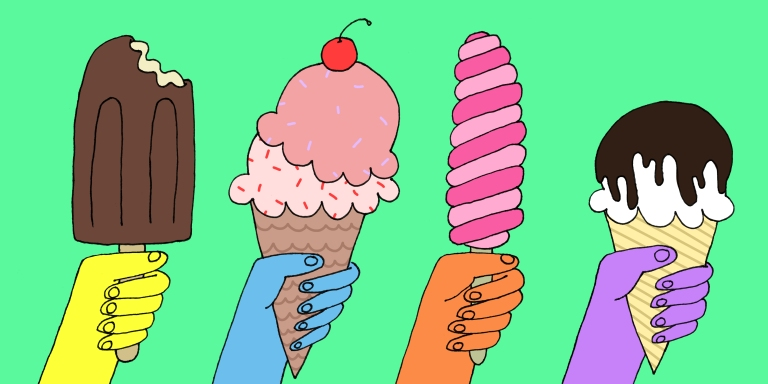30+ Ice Cream Puns That Will Make You Sprinkle In YourPants