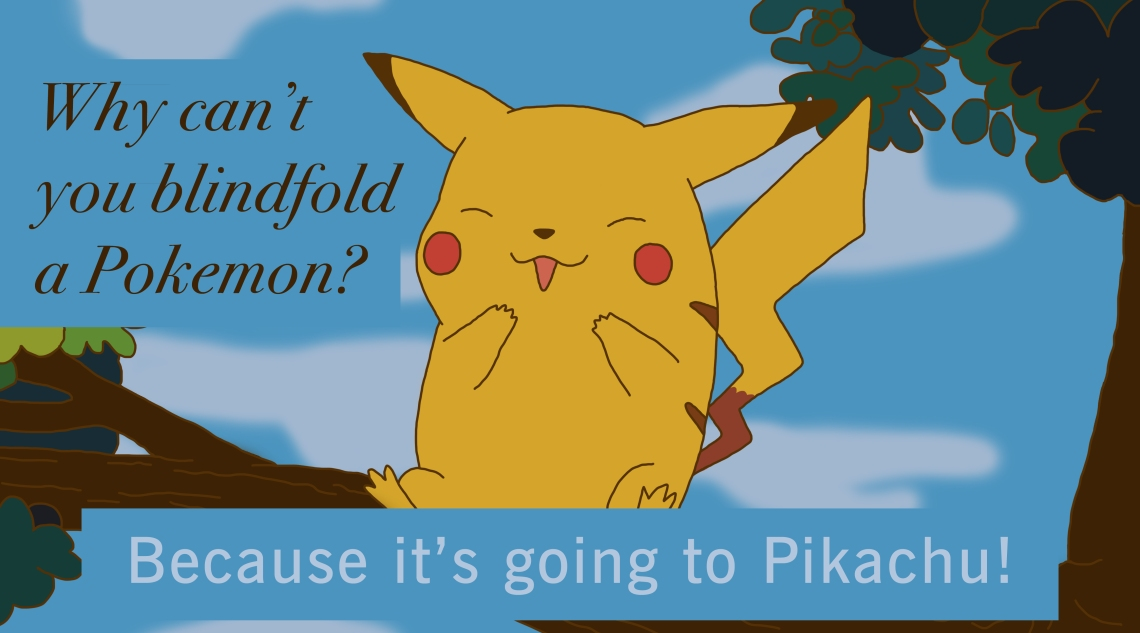 50 Pokemon Puns That Will Make You Laugh Your Ash Off | Thought Catalog