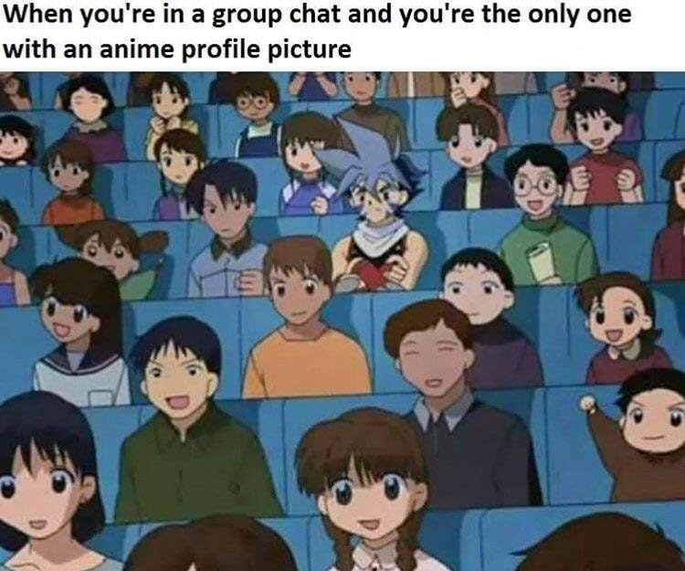 20 Hilarious Anime Memes That Are Too Damn Relatable   Thought Catalog