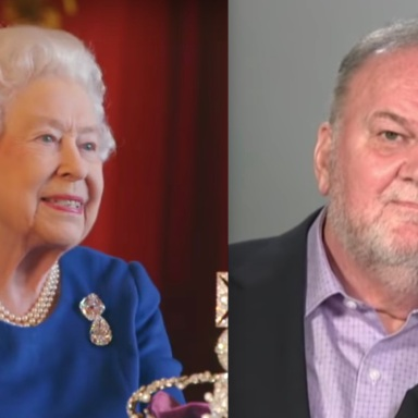 Meghan Markle's Dad Just Picked A Fight With The Queen