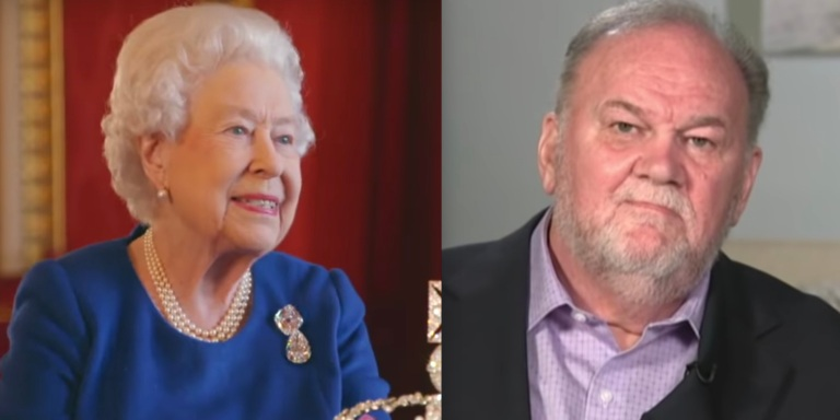 Meghan Markle's Dad Just Picked A Fight With TheQueen