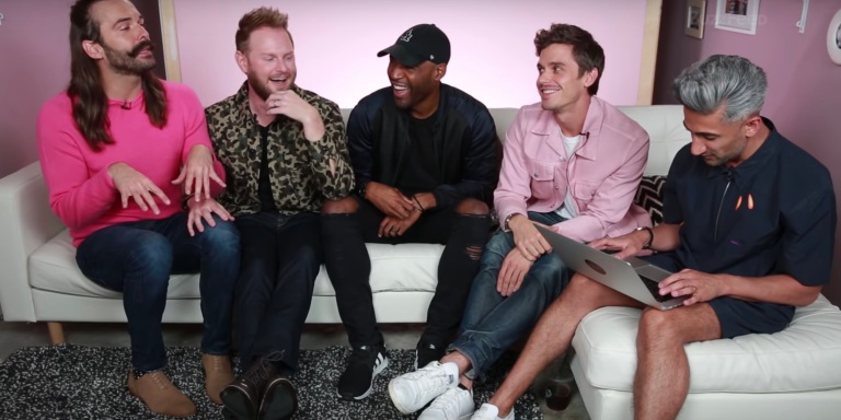 Here's What People Are Saying About 'Queer Eye' Season 2