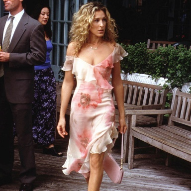 Here's What Carrie Bradshaw Got Right About Self-Love