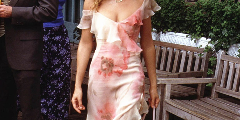 Here's What Carrie Bradshaw Got Right AboutSelf-Love