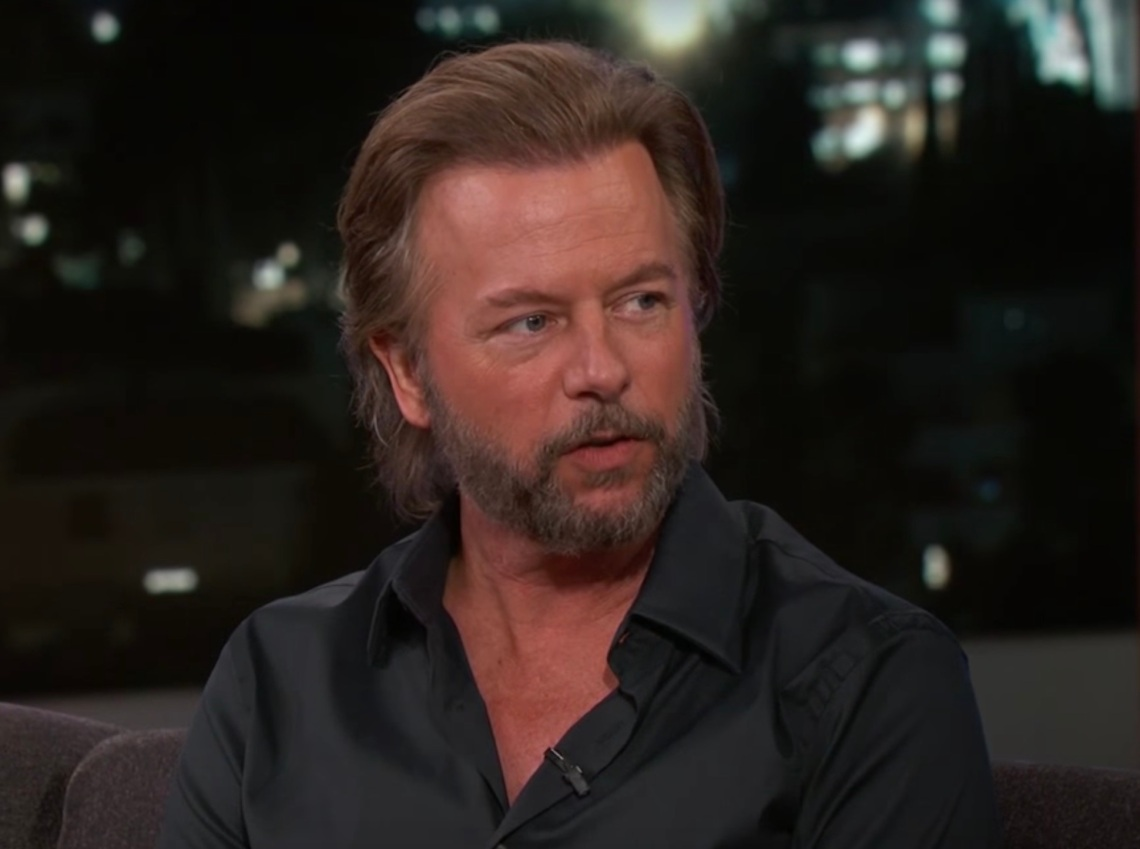 David Spade on Jimmy Kimmel Live