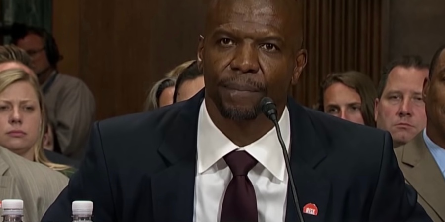 Terry Crews Is Done With Your BS VictimBlaming