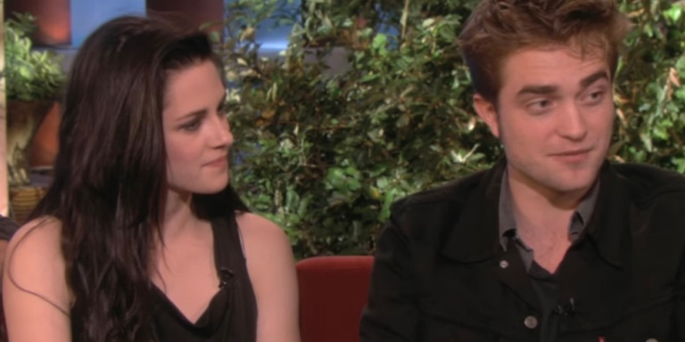 Kristen Stewart And Robert Pattinson Got Caught Hanging Out Together And Fans AreSHOOK