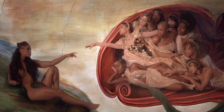Ariana Grande Is A Work Of Art In Her 'God Is A Woman' MusicVideo