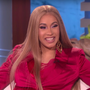 Cardi B's Baby Is Here And Her Name Is As Unique As You'd Expect