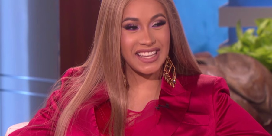 Cardi B's Baby Is Here And Her Name Is As Unique As You'dExpect