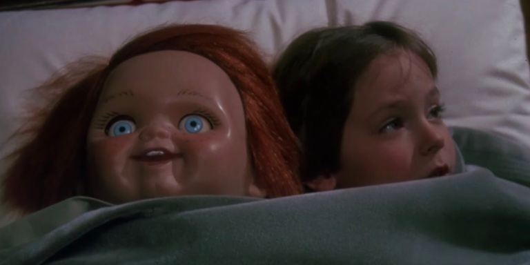'It' Producers Are Bringing Back Demented Doll Chucky In A New 'Child's Play'Reboot