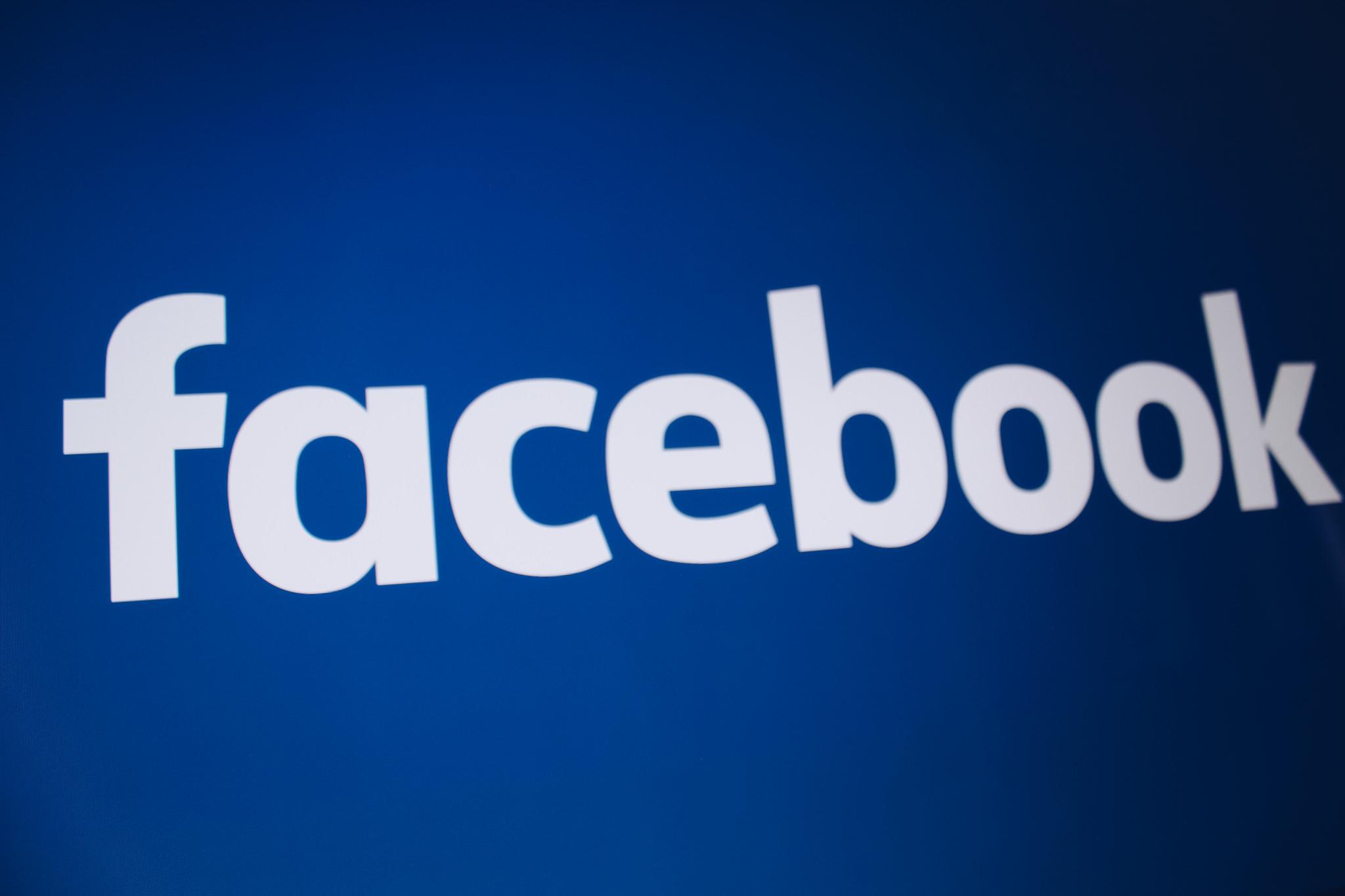 Free Facebook Logo Stock Photography