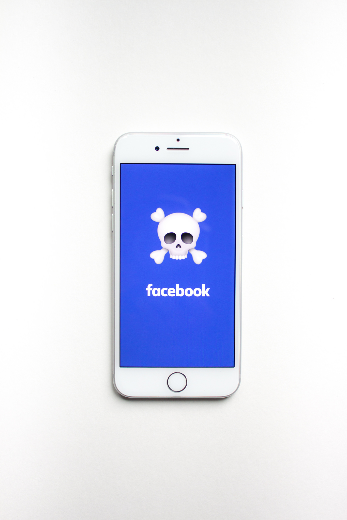 Free Facebook Is Dead Stock Photography