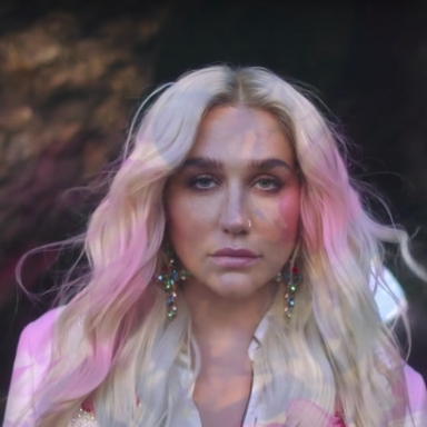 Kesha's New Documentary Gives An Inside Look At The Album That Saved Her Life