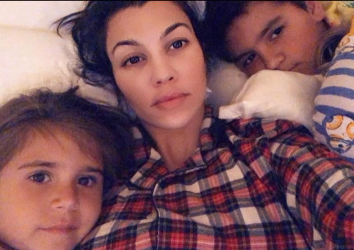 Kourtney Kardashian on Instagram