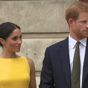 Check Out Meghan Markle's Fancy New British Accent
