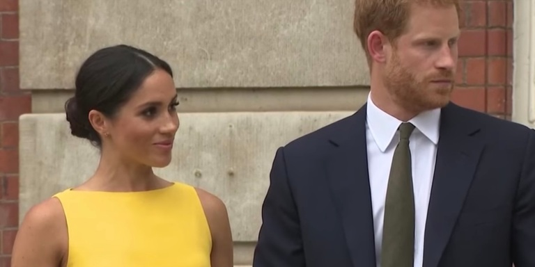 Check Out Meghan Markle's Fancy New BritishAccent