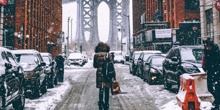 Love Me Like Manhattan In TheCold
