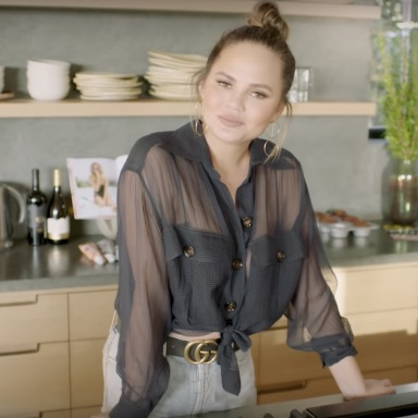 Meghan Markle's Sister Comes For Chrissy Teigen For Saying Her Dad 'Sucks'