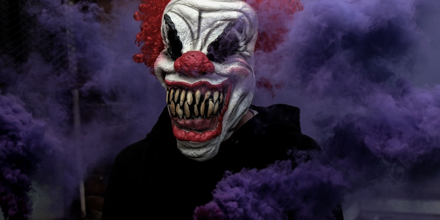 Coulrophobia: Fear Of Clowns