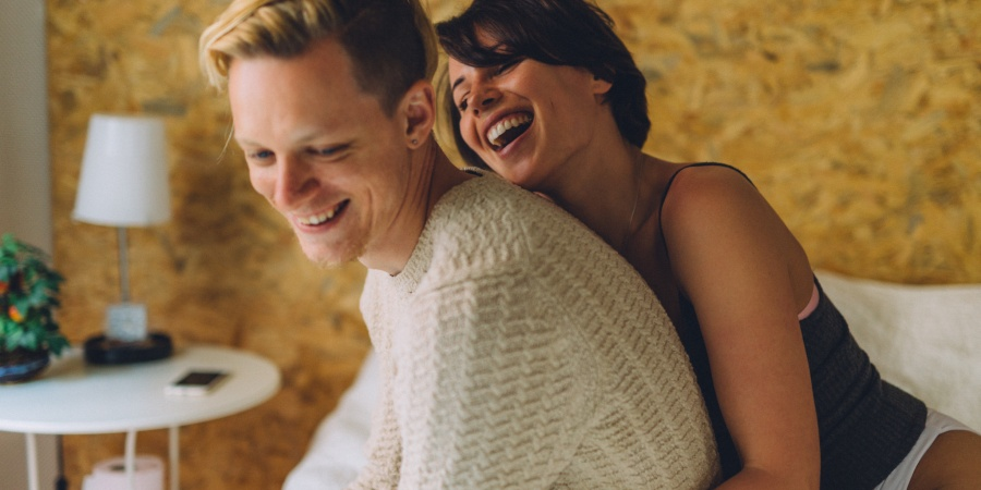 What Each Myers-Briggs Type Is Like When They're Flirting, In A Fling, And In A Relationship