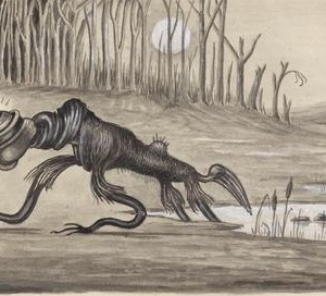 18 Facts About The Bunyip, A Cryptic From The Swamps Of Australia