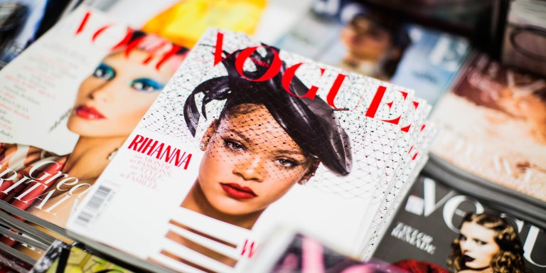 Black History Sweeps Vogue September Fashion