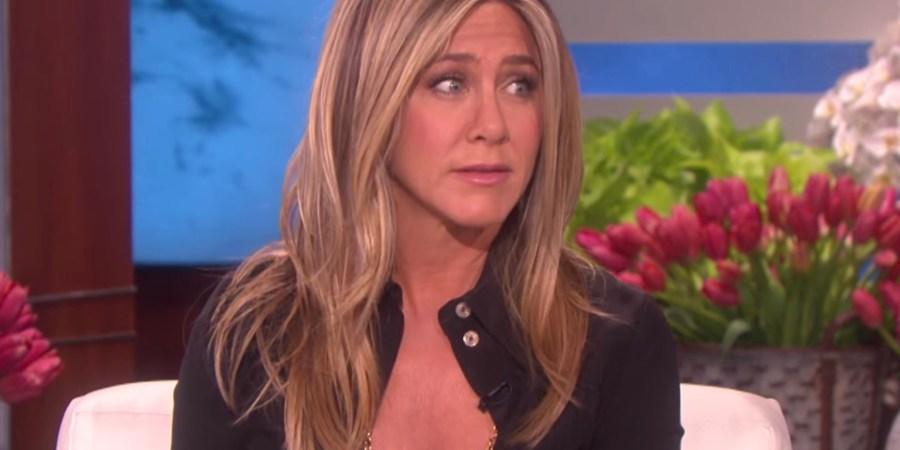 Even Jennifer Aniston Wants A 'Friends' Reboot