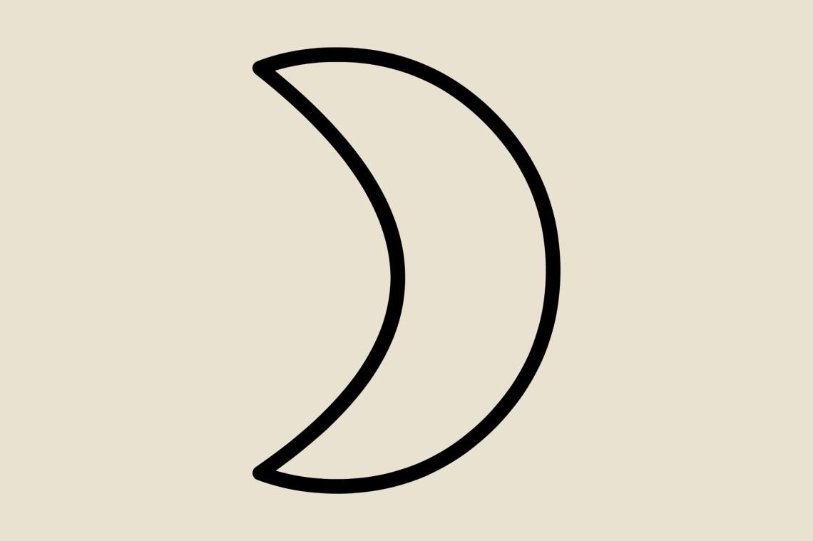 Magic Symbols: The Moon