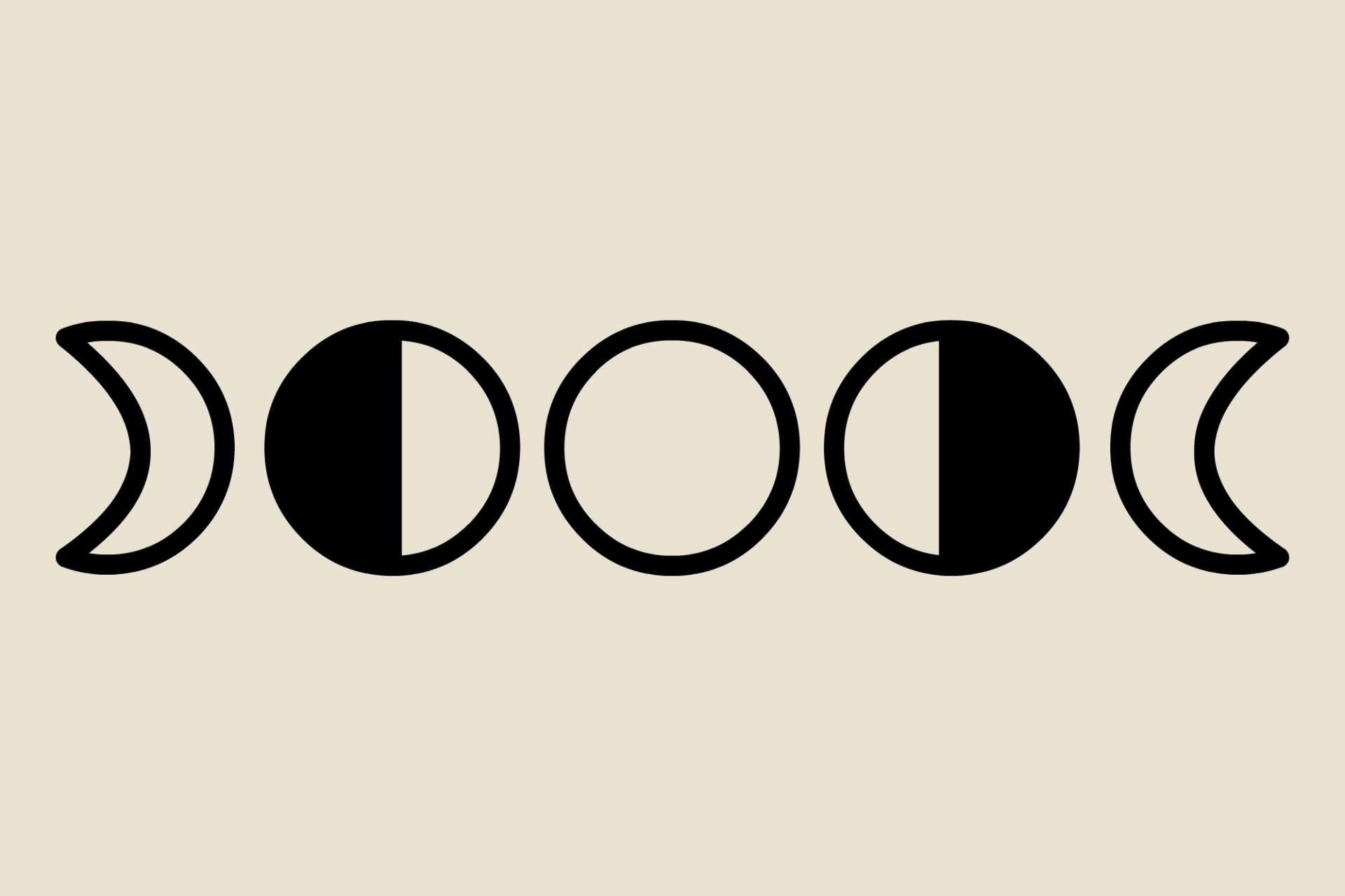 Magic Symbols: (Moon) Phases