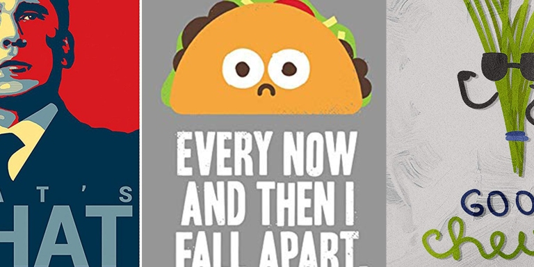 20 Funny Posters You Can Buy For Your OwnHome