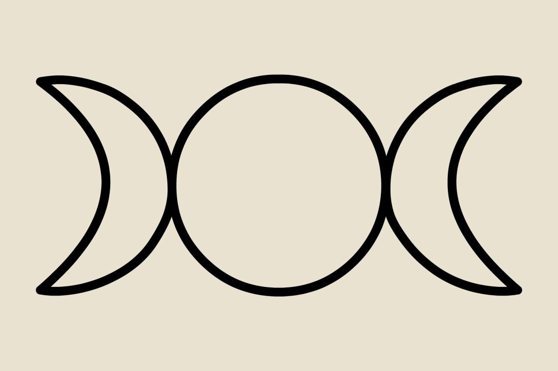 Magic Symbols: The Triple Goddess
