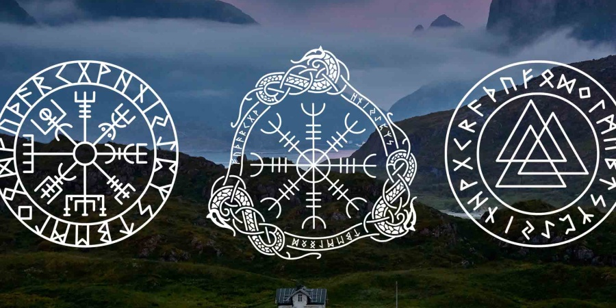 Ancient Viking Symbols That Appear In The Most Intense Tales Of Norse Mythology