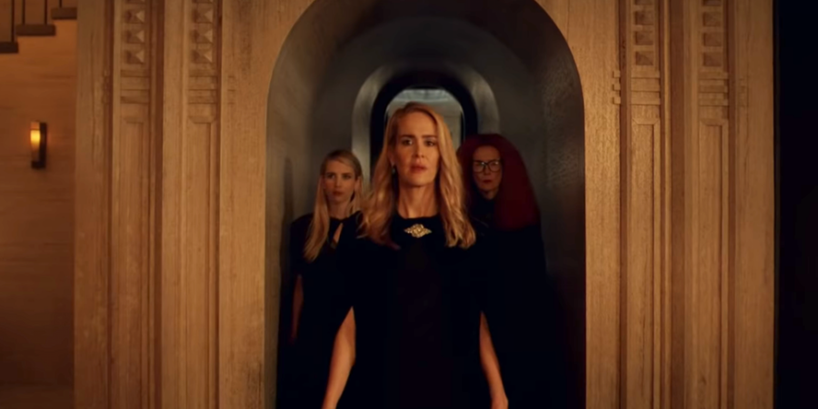 The 10 Most Giffable Moments Of AHS: Apocalypse Episode 3 'Forbidden Fruit'