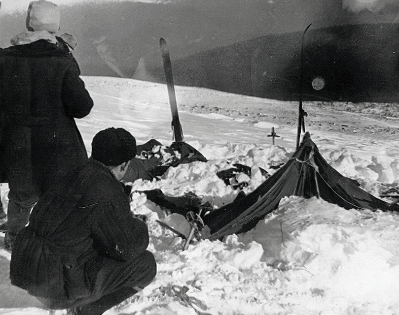 Dyatlov Pass inciden