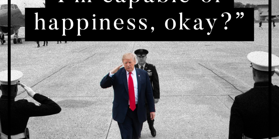Who Is Donald Trump? 14 Quotes That Prove Nobody Has AClue