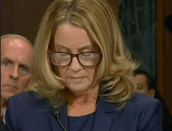 Dear Dr. Christine Blasey Ford: We'reSorry