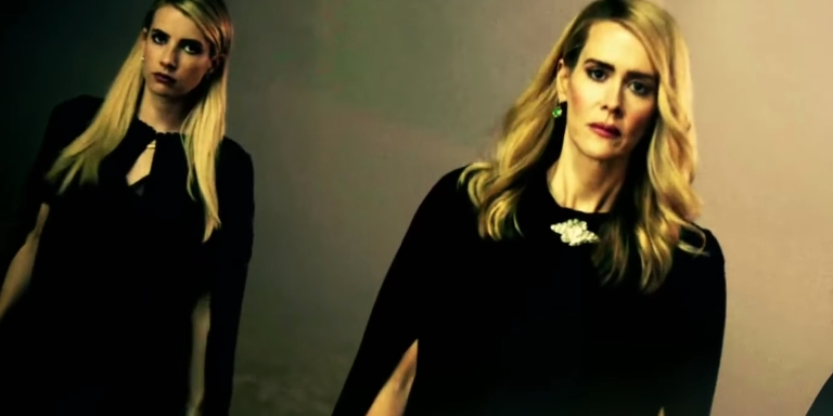 The 13 Most Giffable Moments Of 'AHS: Apocalypse' Episode 4 'Could It Be …Satan?'