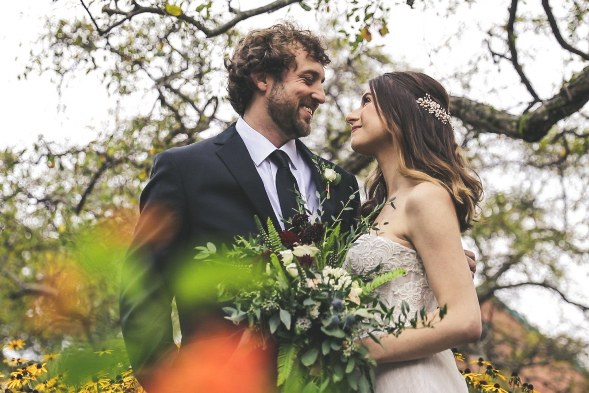 Happily Married Husbands And Wives Give Advice To Young Couples