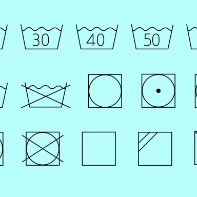 You Will Accidentally Ruin Your Favorite Clothes Unless You Learn These Laundry Symbols