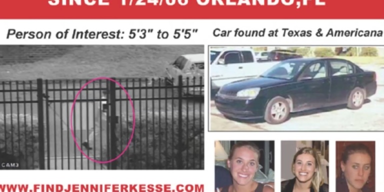 Jennifer Kesse: Why Has This Missing-Persons Case Never BeenSolved?