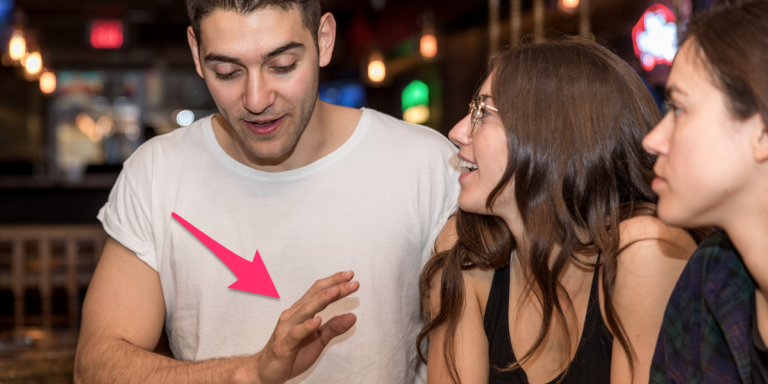 30 Body Language 'Tells' That Mean He's IntoYou