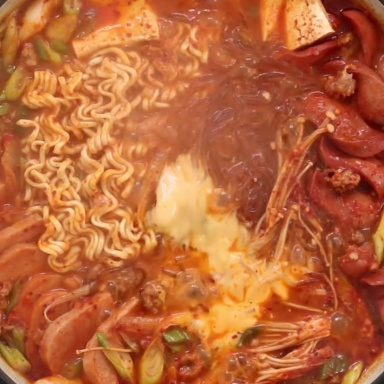 Army Base Stew for the Amerasian Soul