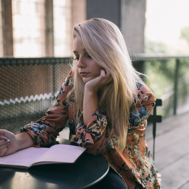 If You Aren't Currently Journaling, Here Are 10 Reasons To Start Right Now
