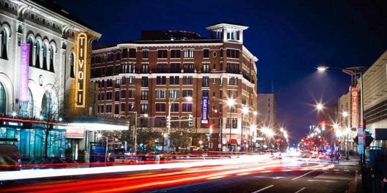 7 Sweetly Romantic Date Night Spots In Washington DC